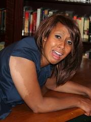 Randy brunette ebony teacher gets her lusciously - XXXonXXX - Pic 8