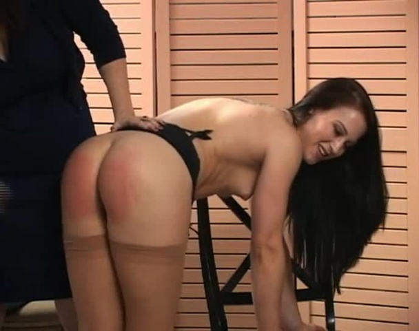 Girl Gets Spanked By Teacher