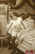 Sexy horny vintage chicks posing at home in the twenties
