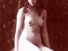 Very horny vintage naked french postcards - XXX Dessert - Picture 11