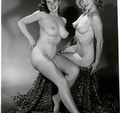 Hot vintage horny twosomes and threesomes in the…