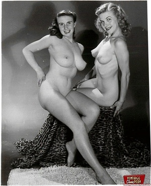 Hot vintage horny twosomes and threesome - XXX Dessert - Picture 3