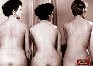 Hot vintage horny twosomes and threesome - XXX Dessert - Picture 6