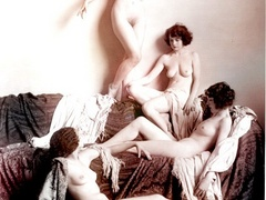 Some vintage naked chicks using color - XXX Dessert - Picture 4