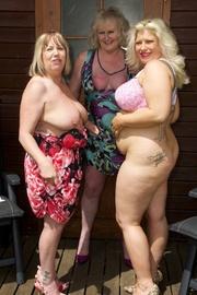 granny big tits claire