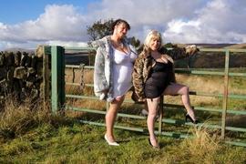 amateur, bbw, stockings, united kingdom