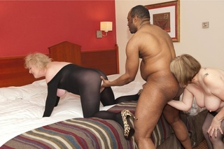 interracial claire knight from