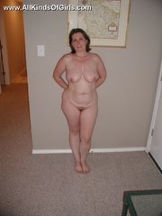 Little chubby mom in tight red panties forced to fuck - Picture 6