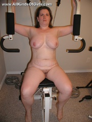 little chubby mom tight