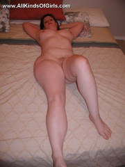 Little chubby mom in tight red panties forced to fuck - Picture 11