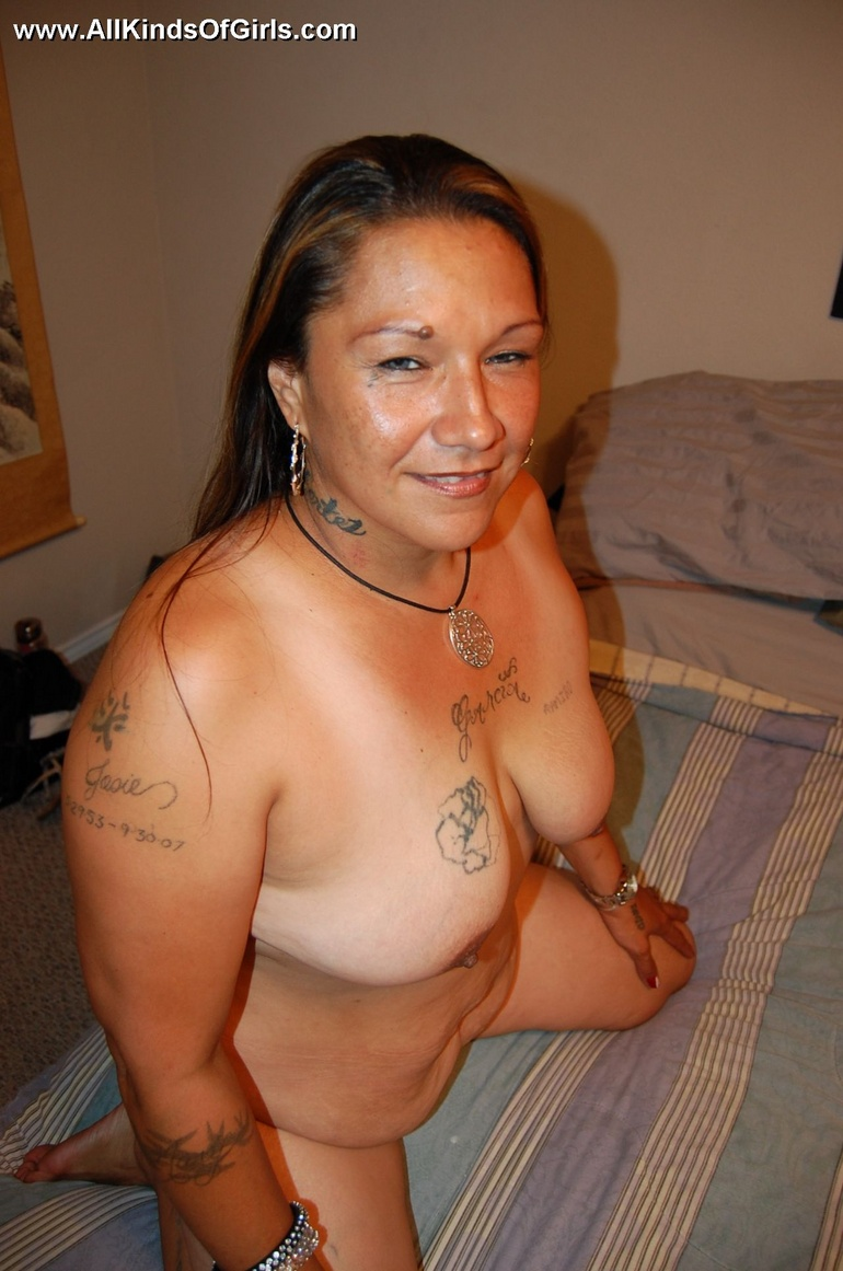 Nude older mexican women can