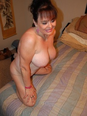 BBW latina granny Diana with epic boobs wanna be plowed - Picture 7