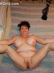 BBW latina granny Diana with epic boobs wanna be plowed - Picture 9