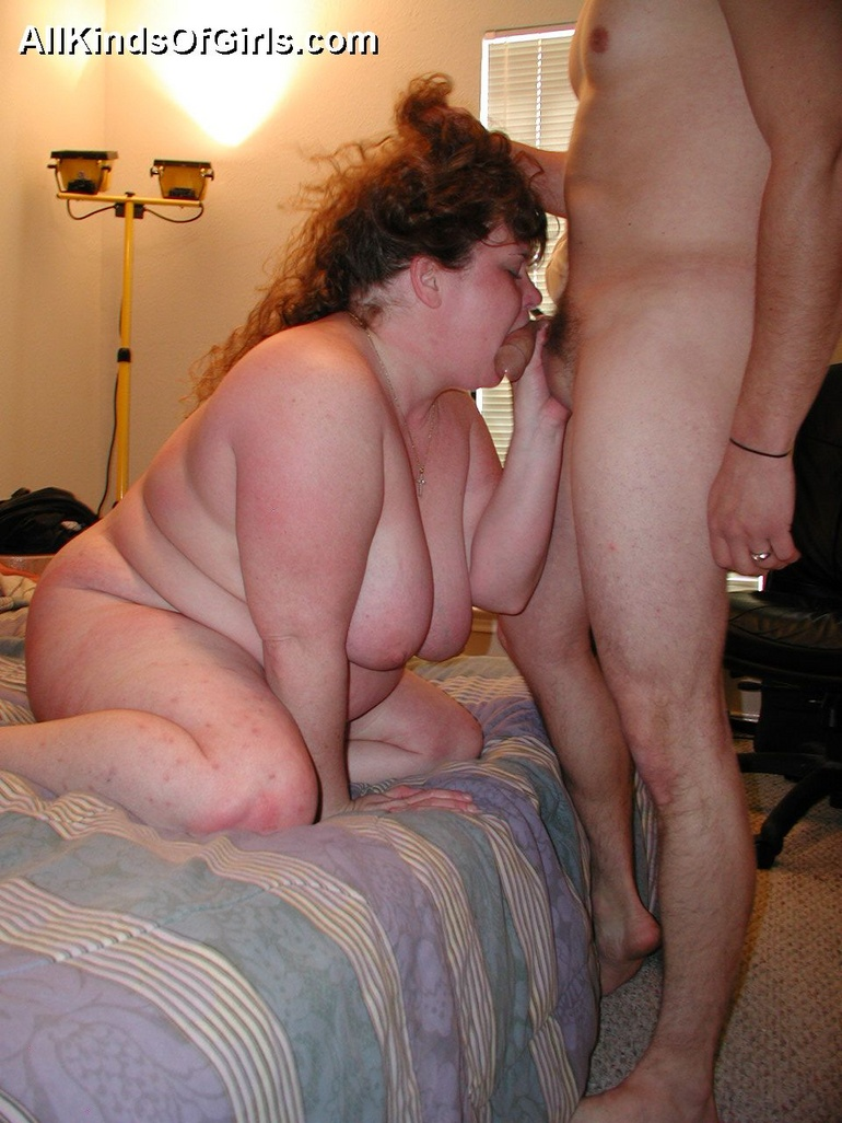 round ass chubby mom shows her sucking and golden bbw