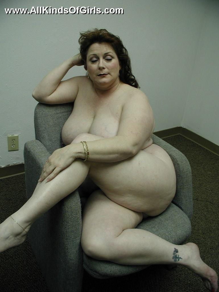 Bbw stephanie anal