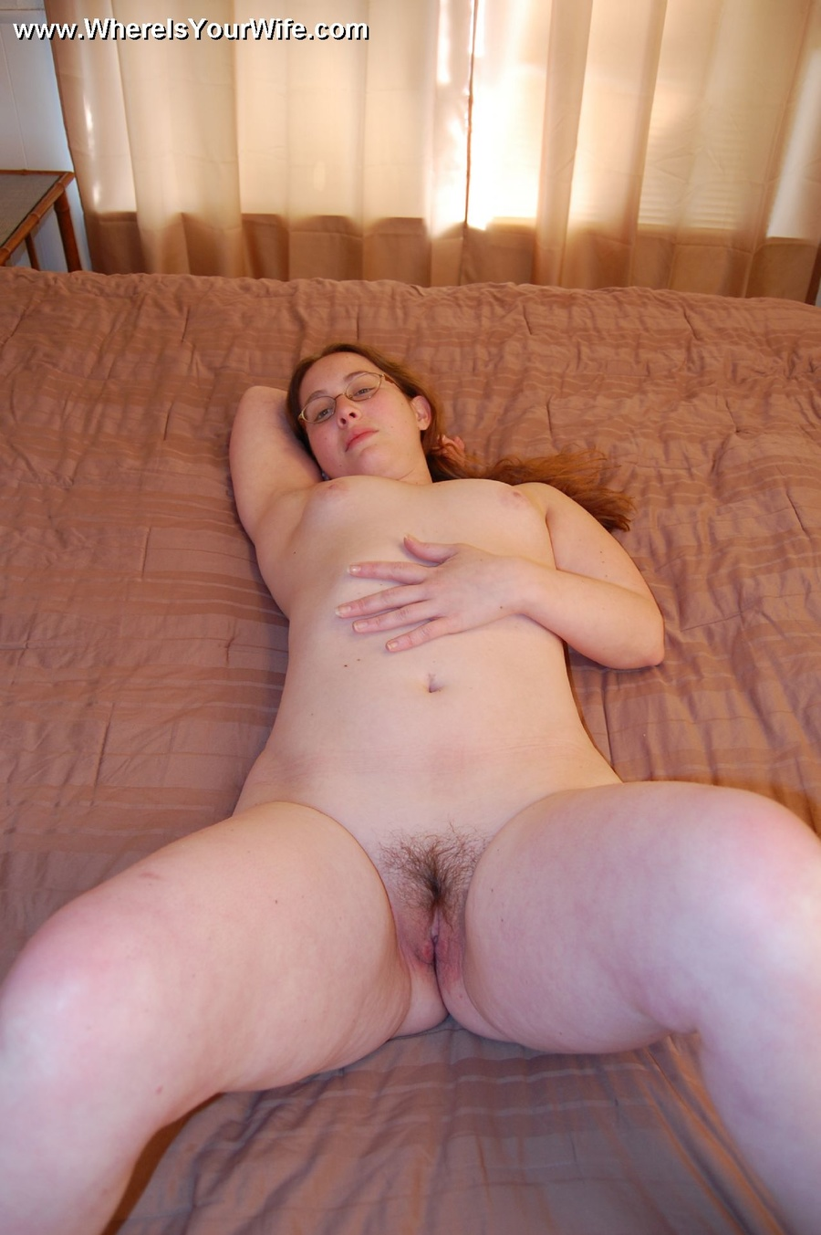 Horny wife first giant black cock