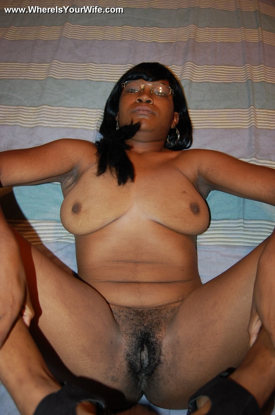 Amature black milf