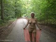 big tits flashing barby