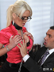 Alexis' sole responsibility at ZZ corp is - XXX Dessert - Picture 6