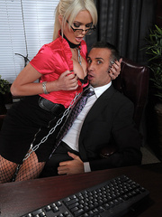 Alexis' sole responsibility at ZZ corp is - XXX Dessert - Picture 7
