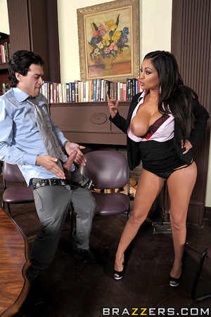 Priya and Xander are both fighting for t - XXX Dessert - Picture 7