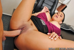 Mariah is tired of her boss Keiran alway - XXX Dessert - Picture 10