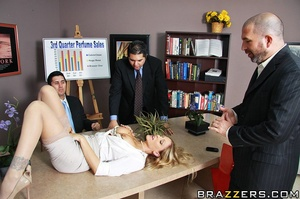 Julia and Xander have been coworkers for - XXX Dessert - Picture 6