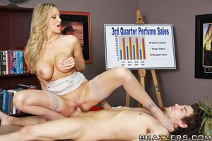 Julia and Xander have been coworkers for - XXX Dessert - Picture 11