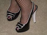 stockings taffy spanx from