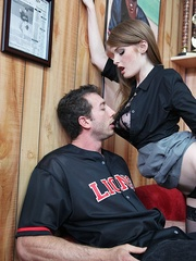 Faye has been a sports agent for years, - XXX Dessert - Picture 7