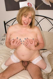 big tits nurse speedy