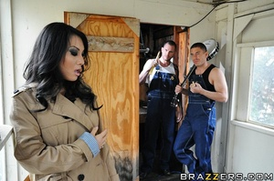 Asa Akira has always fantasized about ha - XXX Dessert - Picture 5