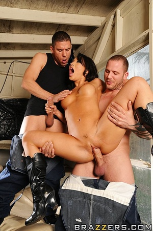 Asa Akira has always fantasized about ha - XXX Dessert - Picture 10