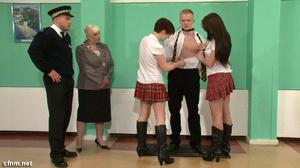 SchoolGirl Milking Service Part 12 - XXXonXXX - Pic 1
