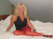 cougar pantyhose ruth from
