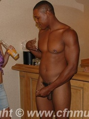 Black stud performs for - XXXonXXX - Pic 6