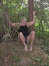 Mature Adonna from United States Playing Wood…