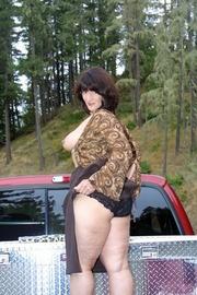 big tits exhibitionist reba