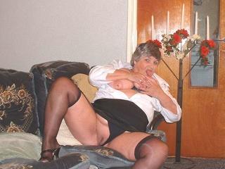 granny stockings grandma libby