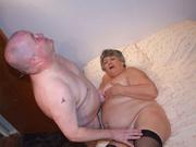 deepthroat grandma libby from