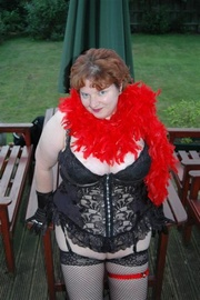 curvy striptease chris from