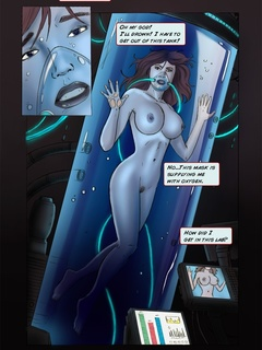 Bodacious superheroines are always ready to spread - Picture 1