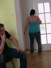 She brings him home and tells him she needs to shower - Picture 3