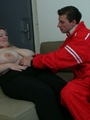 The horny BBW lets the car mechanic take - Picture 5