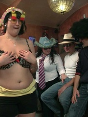 The drunken fat chicks get this party started by - Picture 5