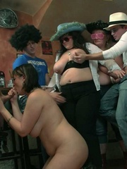 The drunken fat chicks get this party started by - Picture 11