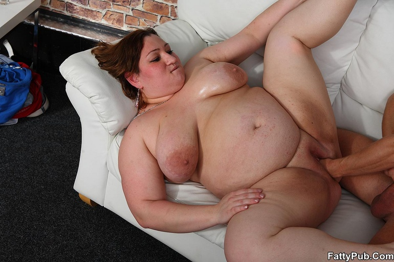 Double penetration huge cock tight pussy