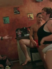 The incredible plumper porn scene has three ladies and - Picture 4