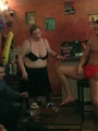 She's a drunken slut at this BBW party - Picture 8