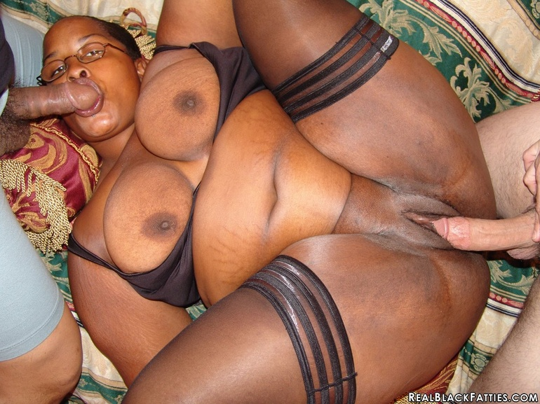 chubby black ladies fuck